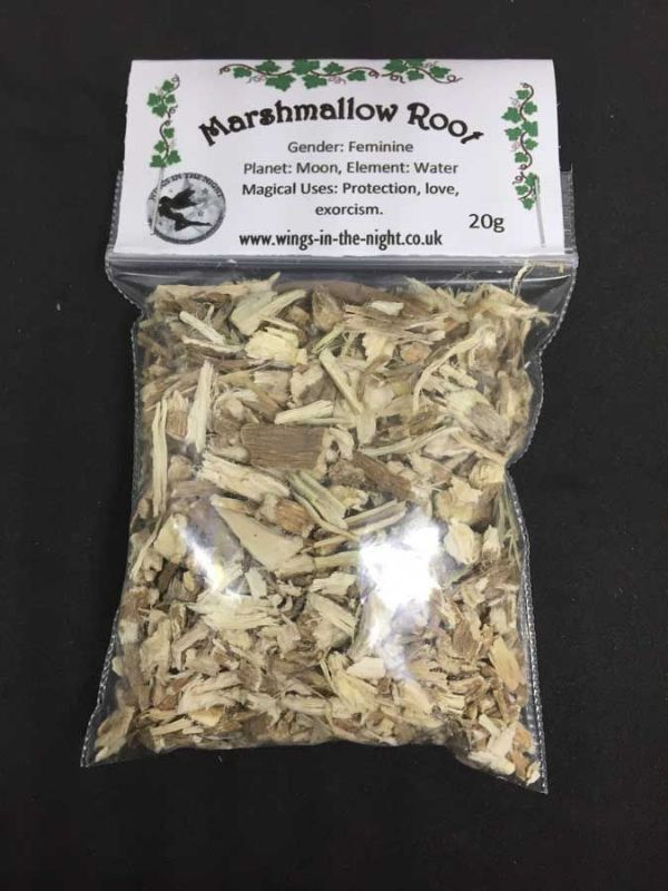 MARSHMALLOW ROOT Dried Herb 20g